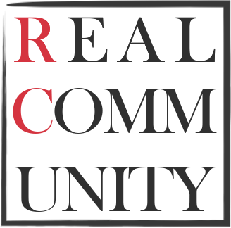 Real Community logo